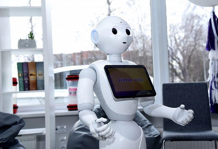 Tirdzniecības roboti iekaro biržas