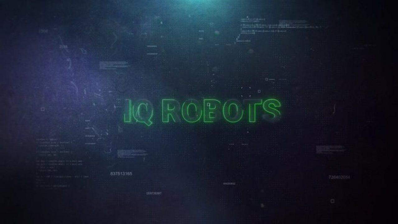Pakalpojumu no IQ Iespēja izveidot un lietot bināro robotus