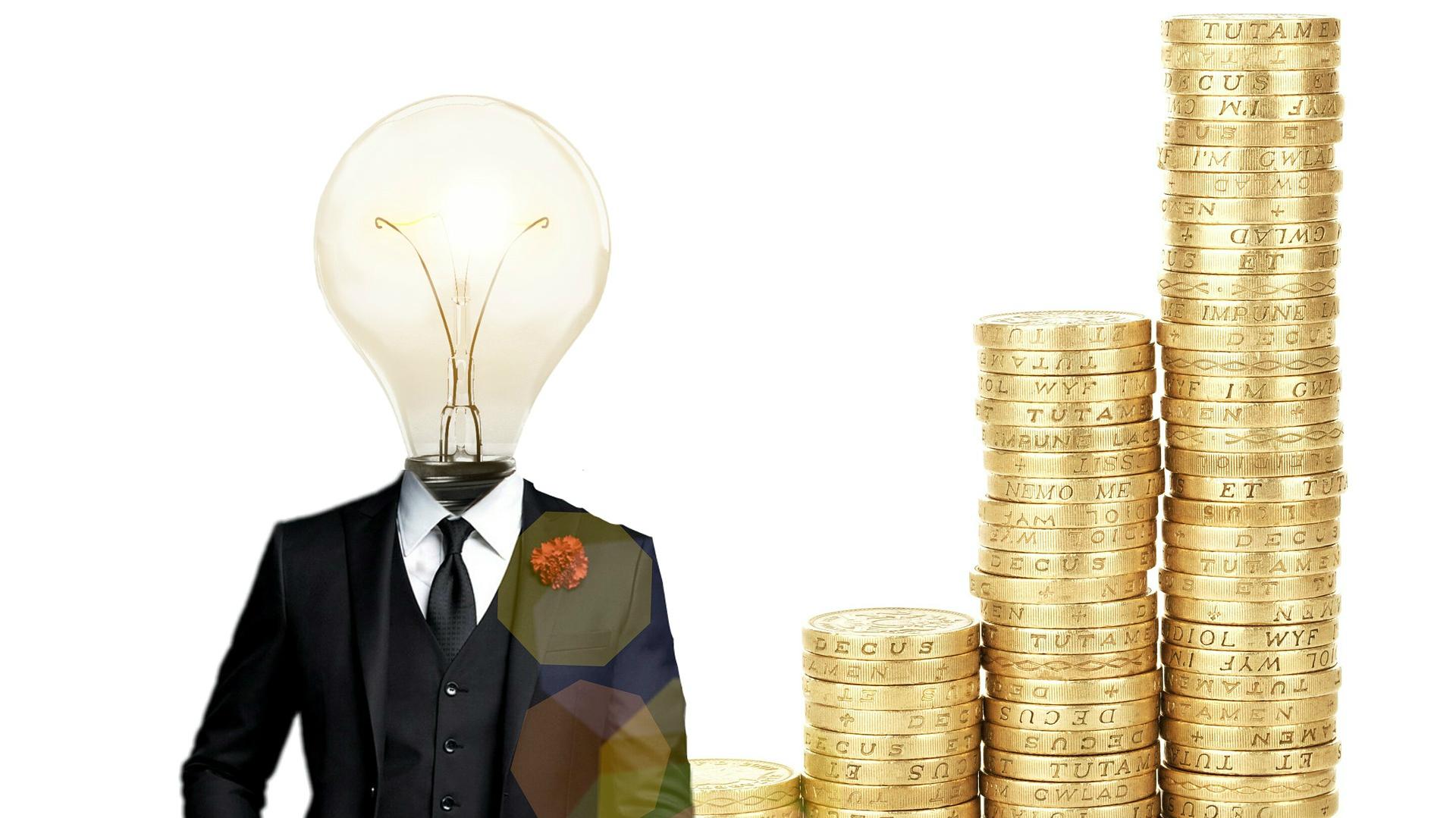 kā nopelnīt naudu par savām biznesa idejām