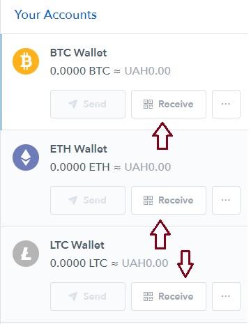 kur iegūt bitcoin adresi)