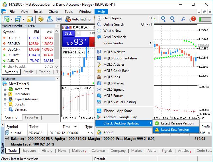 Kā izvēlēties tirdzniecības platformu - TMS Brokers