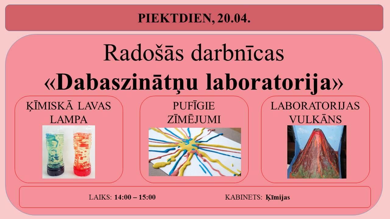 laboratorijas tirdzniecības skolas darbības princips)