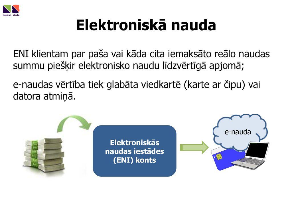 nopelnīt naudu par elektronisko naudu)
