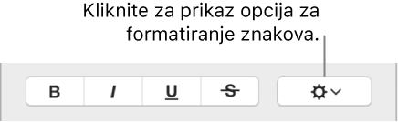 opciju indeksi)