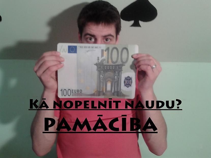 pamatakmens, kā nopelnīt naudu)