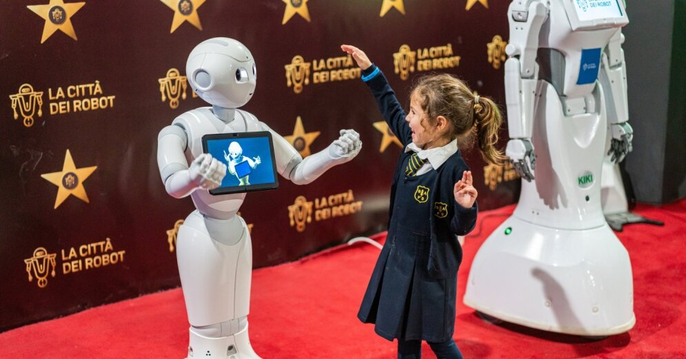 robots tirdzniecības iespēju mobilajai versijai