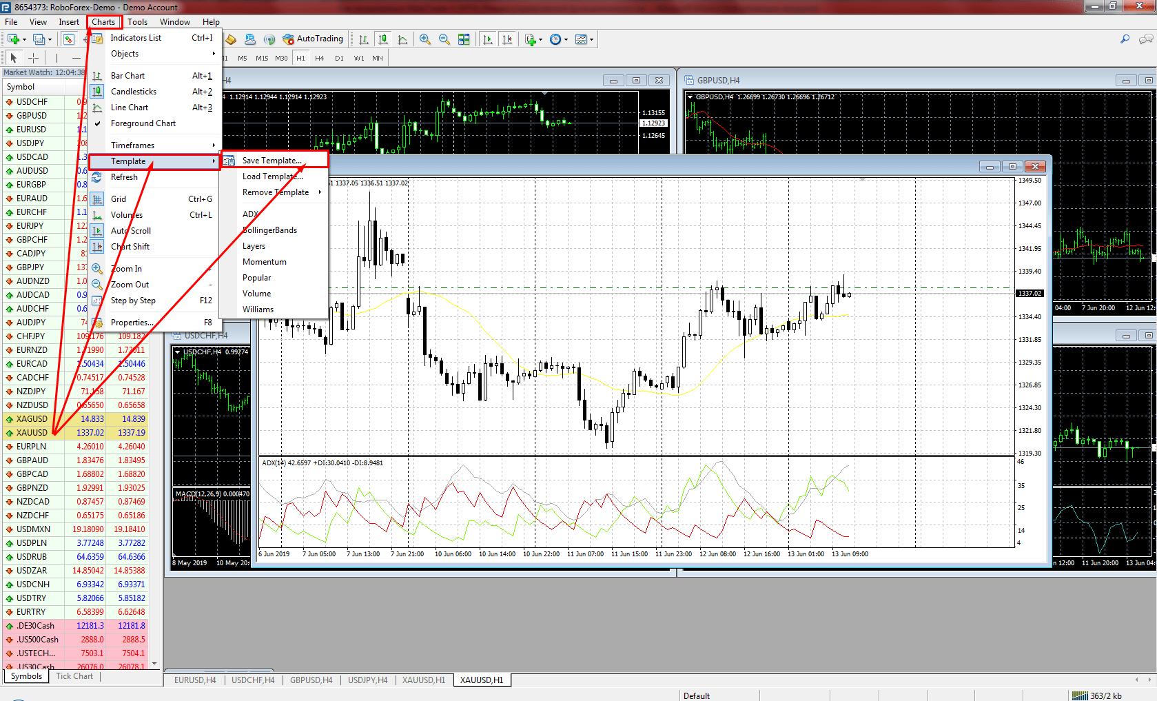MetaTrader4 uz Mac OS