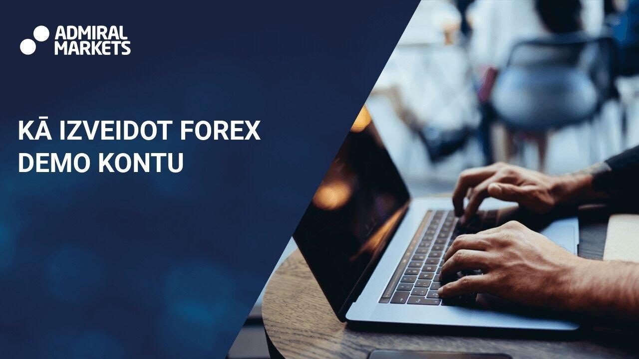 Tirgojieties ar CFD uz akcijām, indeksiem, Forex un kriptovalūtām