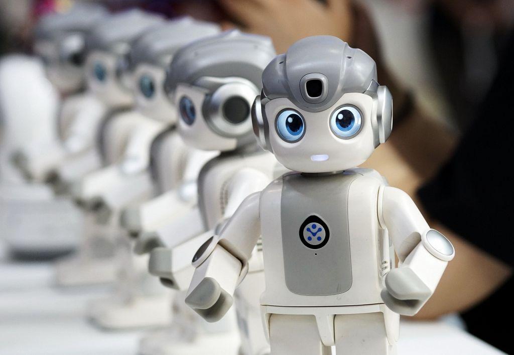 tirdzniecības roboti apmaiņai
