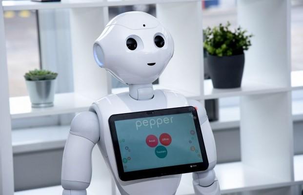 tirdzniecības robotu tendence