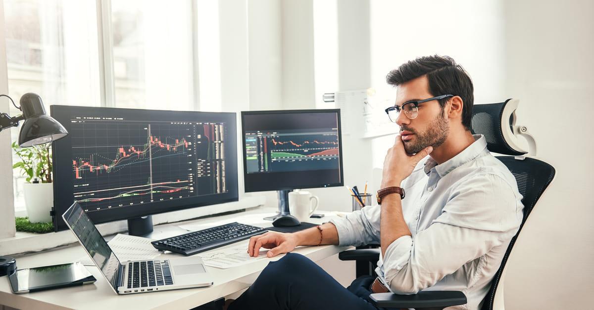 tirgot veiksmīgu tirgotāju